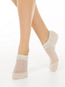 Conte 20С-106СП ультракороткие носки со льном