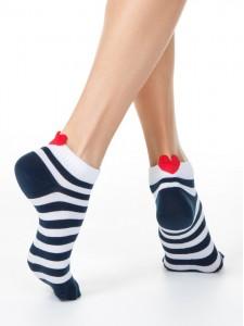 Conte 20С-18СП короткие носки с полосами (рисунок 223)