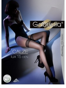Gabriella Calze Lux 15 den
