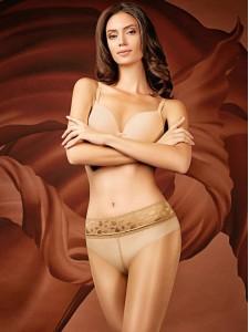 Giulia IMPRESSO 20 колготки кружевной пояс
