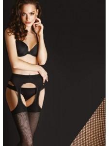 Giulia LOVE NET 40 колготки с открытыми бедрами