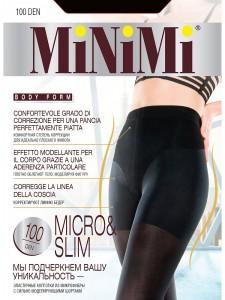 Minimi MICROSLIM 100 моделирующие колготки