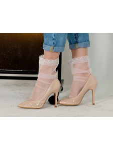 Tulle Socks Lace 2 NK