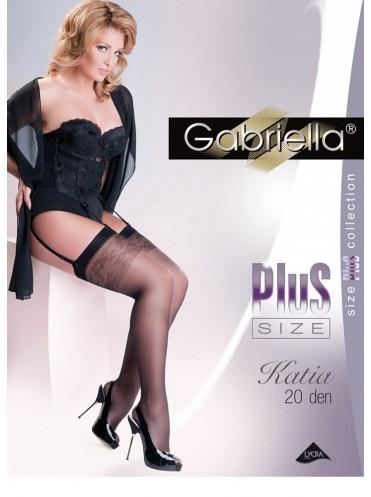 Gabriella Katia plus size calze 20 den