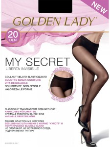 Golden Lady MY SECRET 20