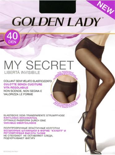 Golden Lady MY SECRET 40